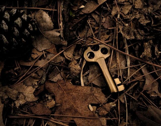 バイク鍵紛失