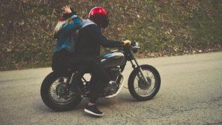 バイク動かない