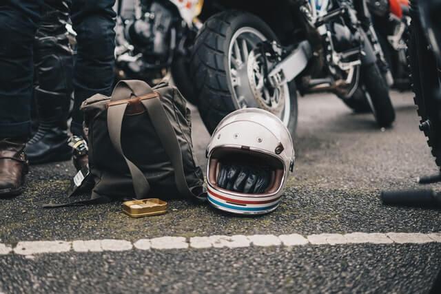 買ったけど全然乗らないバイク