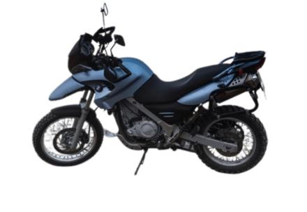 高年式の原付バイク